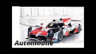 WEC: Toyota unveils new TS050 ahead of 2018/19 superseason | by Automobiles