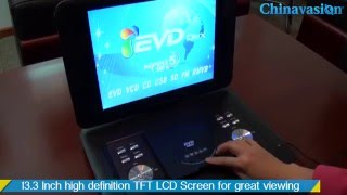 Best Cheap Portable DVD Player - Review