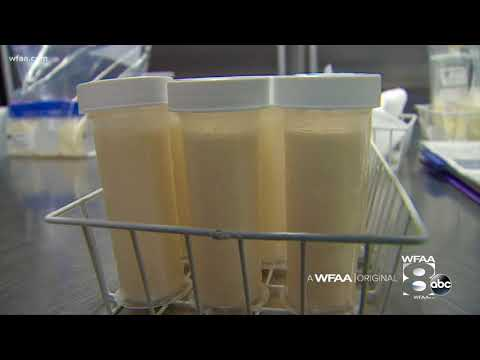 Breast Milk Banks Gaining Popularity