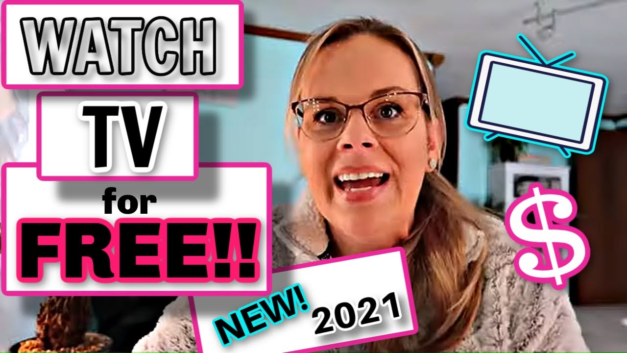 Download How to watch TV for FREE in 2021 // Say goodbye to cable and start SAVING MONEY today!