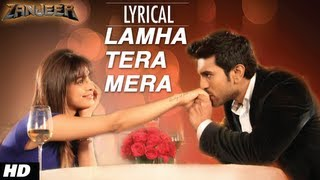 """Lamha Tera Mera"" Song With Lyrics 