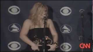 Kelly Clarkson - CNN Grammy Backstage Press Conference - 02-08-06