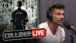 Frank Grillo Talks About The Raid Reboot