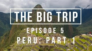 The Big Trip: A Backpacker
