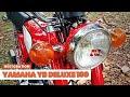 Yamaha Yb Deluxe 100 Full Restoration