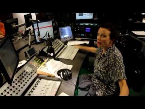 Annie Mac explores the new BBC Radio 1 studios!
