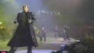 Backstreet Boys Live in concert pt.1 (Black and Blue)