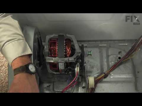 Kenmore Dryer Repair – How to replace the Drum Support Roller