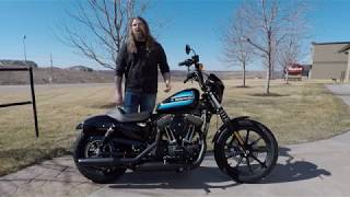 2018 Harley Davidson Iron 1200