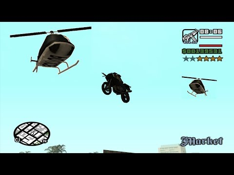 Starter Save-Part 10-The Chain Game ZoomMod-GTA San Andreas PC-complete walkthrough-achieving ??.??%
