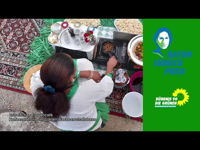 Hatun-Sürücü-Preis - 2. Preis: Eritreisches Frauencafé