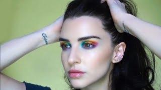 Rainbow Eye Lewk | tarte talk