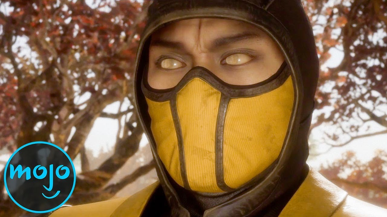 Top 10 Biggest Moments from Mortal Kombat 11