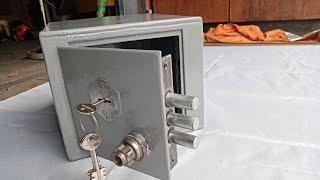 як зробити саморобний сейф