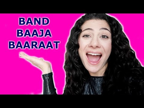 BAND BAAJA BAARAAT BOLLYWOOD REACTION  | TRAVEL VLOG IV