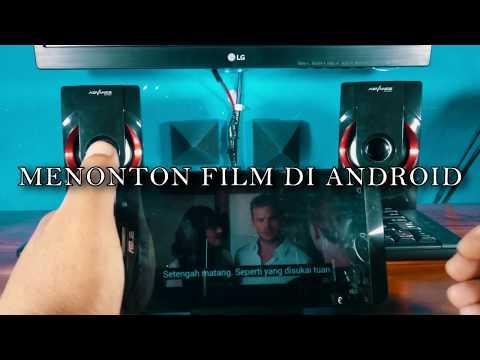Cara Nonton Film di Android || GRATISS