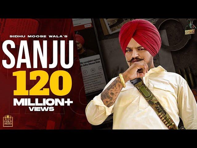 SANJU (Full Video) Sidhu Moose Wala | Latest Punjabi Songs 2020 - Sidhu Moose Wala