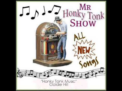 Honky Tonk Music Goldie Hill