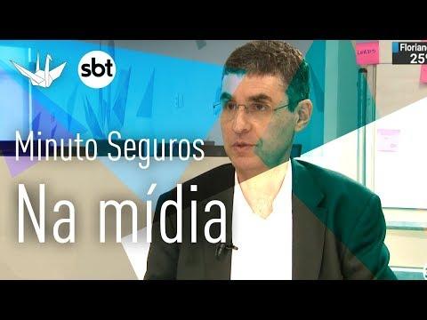 Minuto Seguros no SBT Brasil