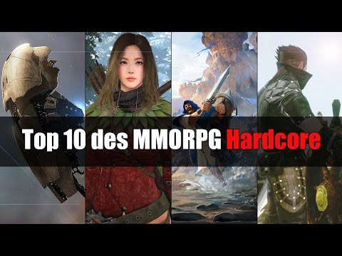 Top 10 des MMORPG pour Hardcore gamers