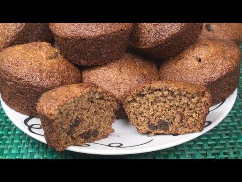 Homemade Bran Muffin Recipe