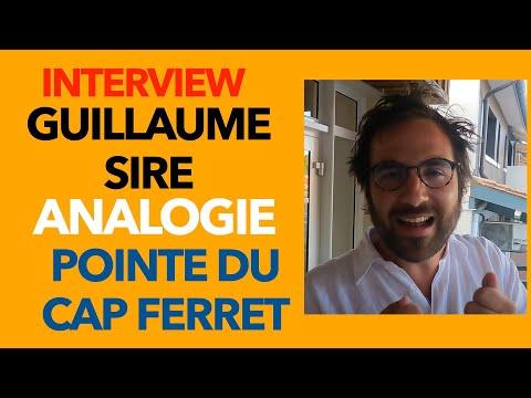 Guillaume Sire l'entretien exclusif - Rentrée Littéraire Alice Cap Ferret