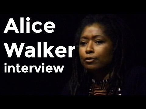 Alice Walker interview (1996)