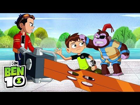 Ben Gen 10 Sneak Peek   Ben 10   Cartoon Network