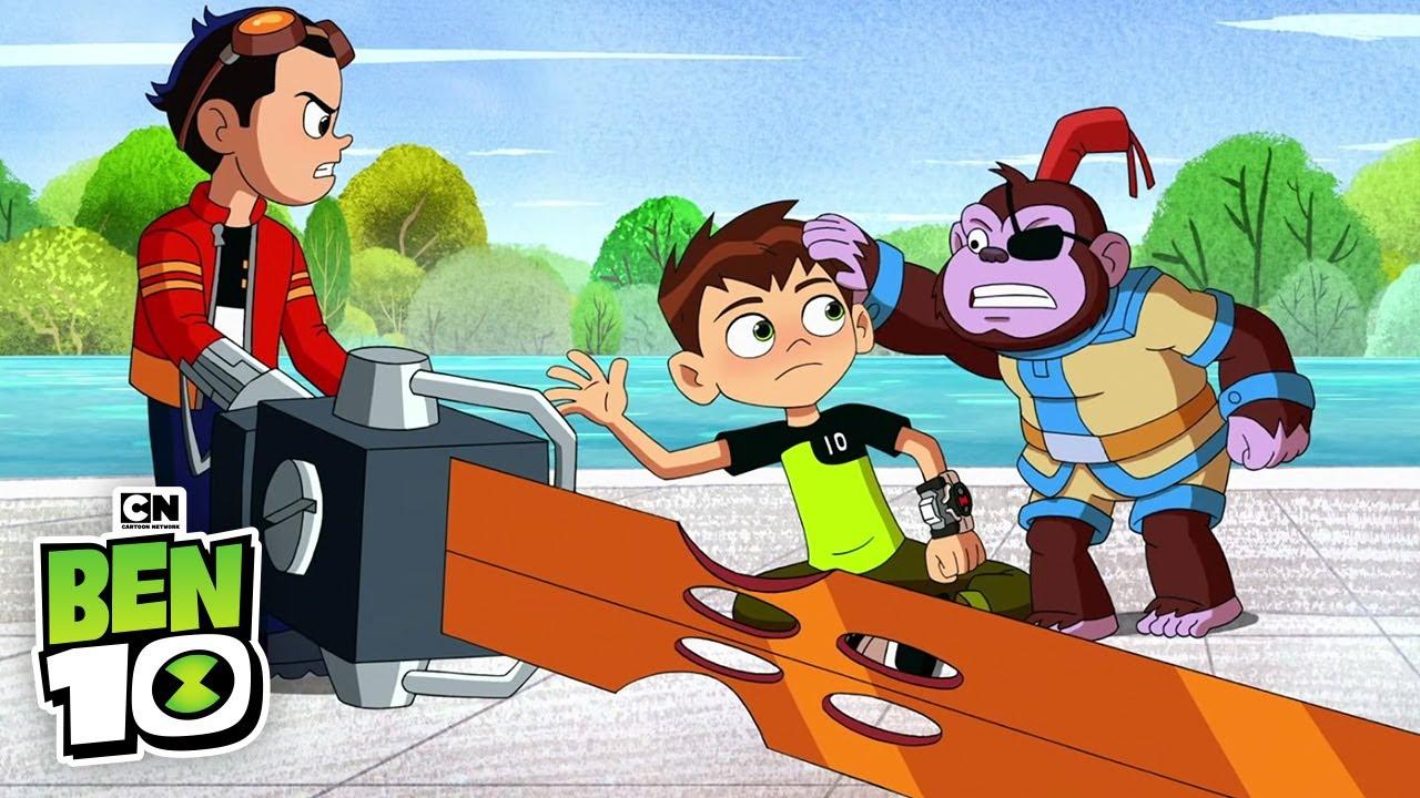 Download Ben Gen 10 Sneak Peek | Ben 10 | Cartoon Network