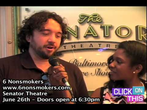 6 Nonsmokers Preview - Come to the premiere on June 26th!