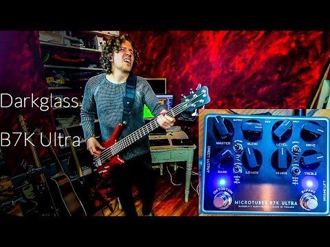 Darkglass B7K Ultra - Insane Bass Distortion Tone Shaping Pedal