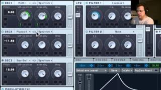Quik-E  004 - Let's Make a Tempo Sync'd Pad in Massive!
