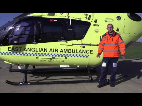East Anglian Air Ambulance 2014