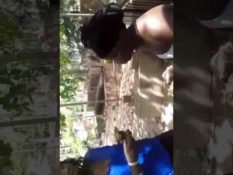 Urgent vidéo qui choc. Une jeune malienne tombe enceinte du gars de sa pote