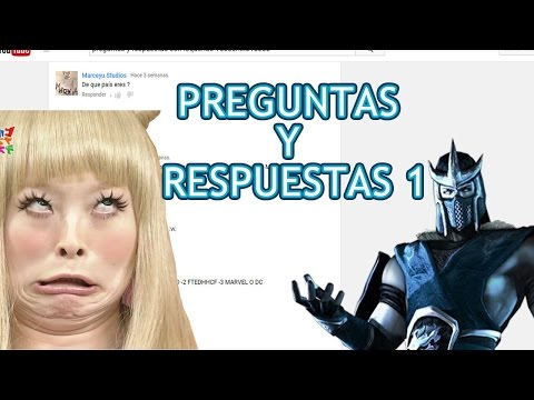 PREGUNTAS Y RESPUESTAS CON LOQUENDO #1