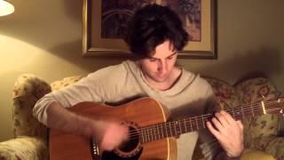 Fix You - Coldplay - Nicolas Bertrand (solo acoustic cover)