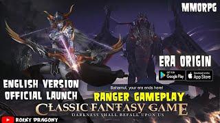 Official Launch - MMORPG Ringan Guys !!! Era Origin (ENG) Android Ranger Gameplay screenshot 5
