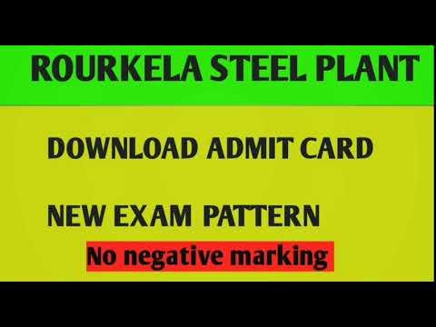 sail-rourkela-admit-card-download-|-new-question-pattern