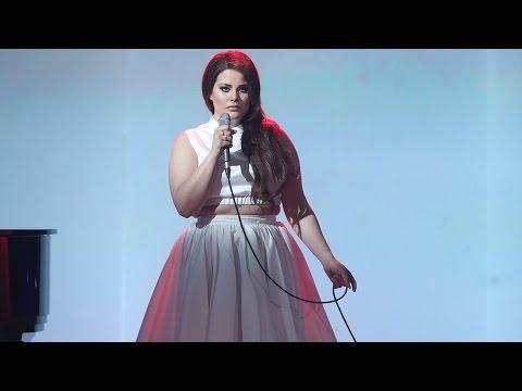 Tamara Valverde imita a Lana del Rey  Tu Cara No Me Suena Todavía