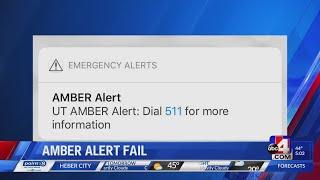 Amber Alert Fail