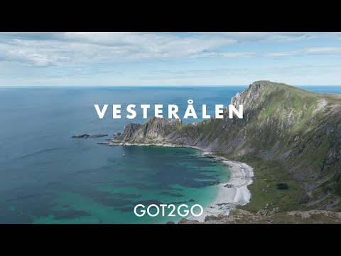 VESTERÅLEN ISLANDS: The Scenic Route of Norway's magic archipelago // EPS. 8 EXPEDITION NORTH
