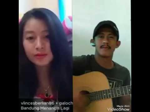 Bandung menangis lagi cover V&H