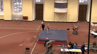 5-борье. Прыжок в высоту. Чемпионат и первенства по многоборью (06.01.2013).
