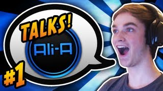 """GHOSTS MULTIPLAYER, EVENTS, TRAVEL & MORE!"" - Ali-A Talks #1!"