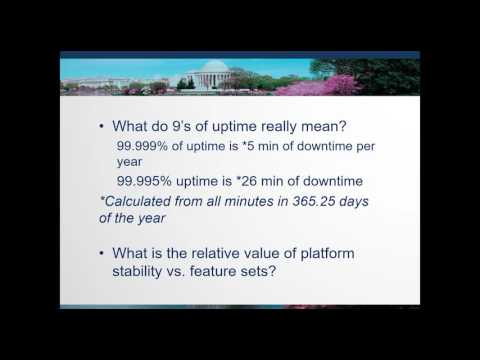 Uptime In The Contact Center Software Industry