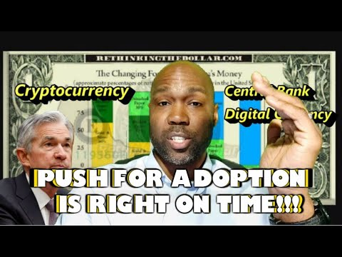 Cryptocurrency Has To Succeed Or The Central Bankers Fail (RTD Quick Take)