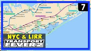 Download Lagu RONKONKOMA BRANCH - CAN I MAKE IT ACCURATE? - TRANSPORT FEVER 2 Gameplay NYC & LIRR - Ep 7 mp3