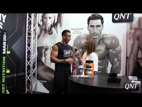 Arnold Classic, Spain 2013 - Diego Sebastian (Interview)