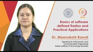 Introduction to Basics of Software Defined Radios and Practical Applications