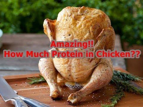 Amazing!! How Much Protein in Chicken?